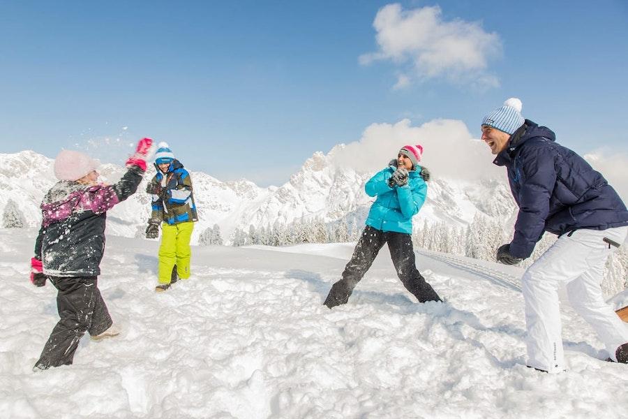 4=3 Aktiv & Erholung für Nicht-Skifahrer