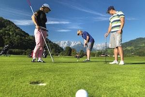 Golf Ski amadè Pauschale 7 Nächte