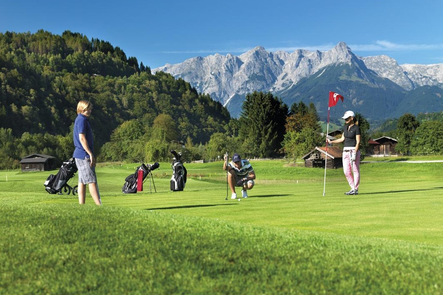 Golf Ski amadé Package 4 Nights